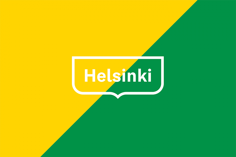 芬蘭首都赫爾辛基(Helsinki)發布全新的城市品牌形像標識
