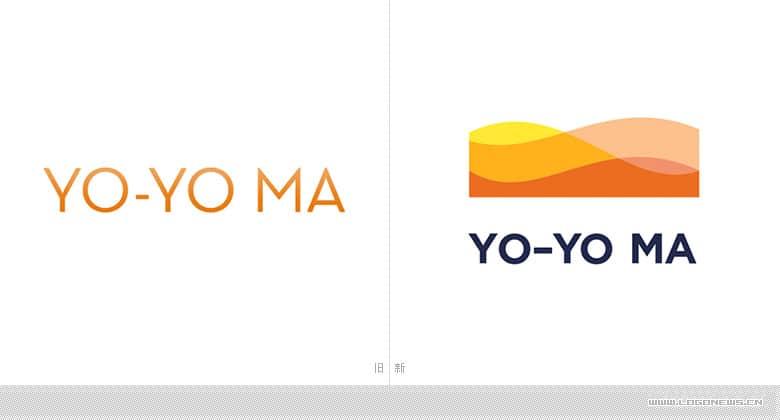 國際著名音樂大師馬友友(Yo-Yo Ma)啟用全新的個人品牌形象標識