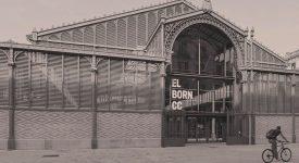 巴塞隆納BORN 市場,45年前的回憶