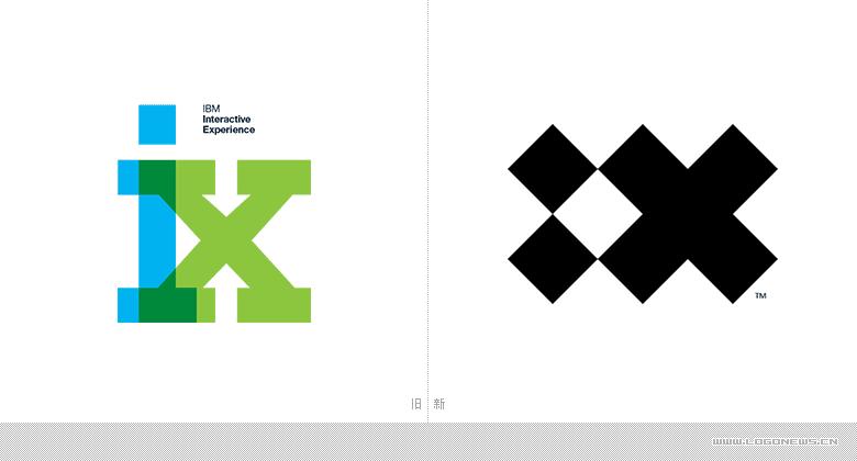 IBM的數位諮詢機構IBM iX啟用全新的品牌LOGO