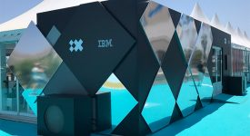 IBM的数位咨询机构IBM iX启用全新的品牌LOGO