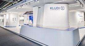 德國高級衛浴製造商科魯迪(KLUDI)啟用新LOGO