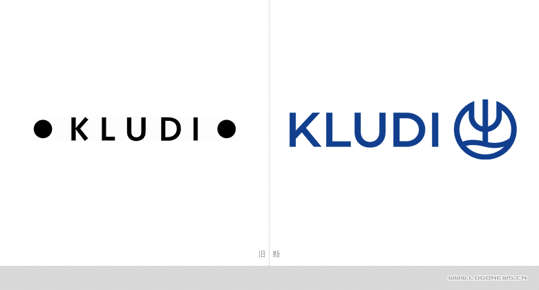 高級衛浴製造商 科魯迪(KLUDI)啟用新LOGO