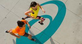 全球專業運動品牌亞瑟士(ASICS)品牌形象再造,品牌定位更加年輕化