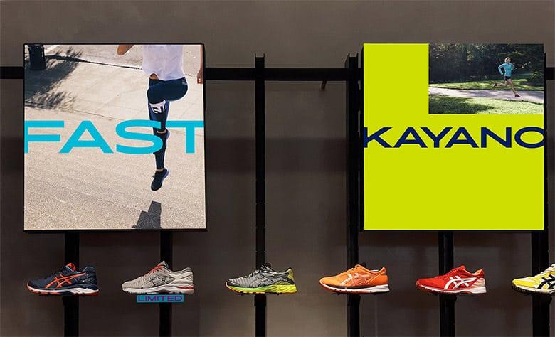 全球專業運動品牌 亞瑟士(ASICS)品牌形象再造,品牌定位更加年輕化