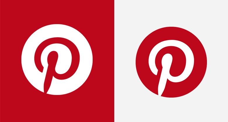 著名圖片分享類社交網站Pinterest更換新LOGO