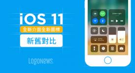 苹果iOS 11不仅改了界面,还重新设计了这9个应用程式图标