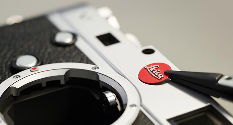 震驚!100多年來,徠卡相機(Leica)的LOGO居然這樣演變