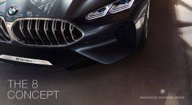 BMW為高端豪華車發布扁平化新LOGO