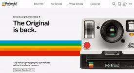 """宝丽来(拍立得)推出""""宝丽来原创""""品牌 New Identity and Packaging for Polaroid Originals"""