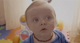 Huggies好奇紙尿褲「舉辦」了世界上第一場嬰兒馬拉松