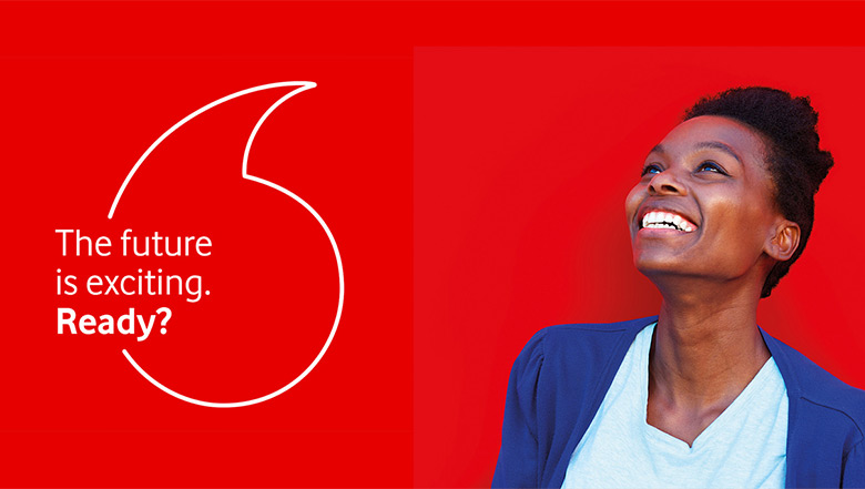 世界最大移动通讯公司 沃达丰(Vodafone)启用新LOGO