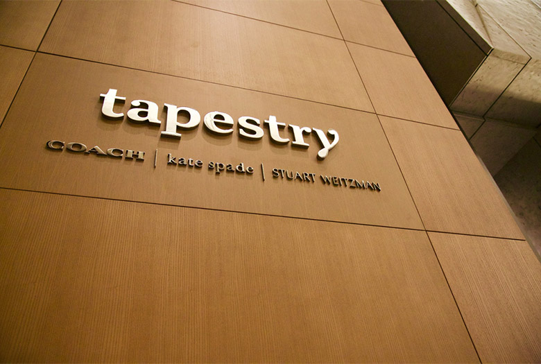 """知名時尚品牌""""蔻馳""""更名Tapestry並發布全新品牌LOGO"""