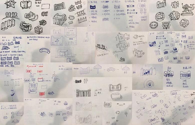 """阿裡巴巴""""雙十一""""品牌首度曝光,官方揭秘設計全過程!"""
