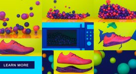 亞瑟士將用微波爐為消費者訂製跑鞋