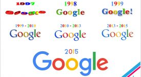 標誌設計趨勢之英文字體標誌 Logo Design Trends – English wordmark