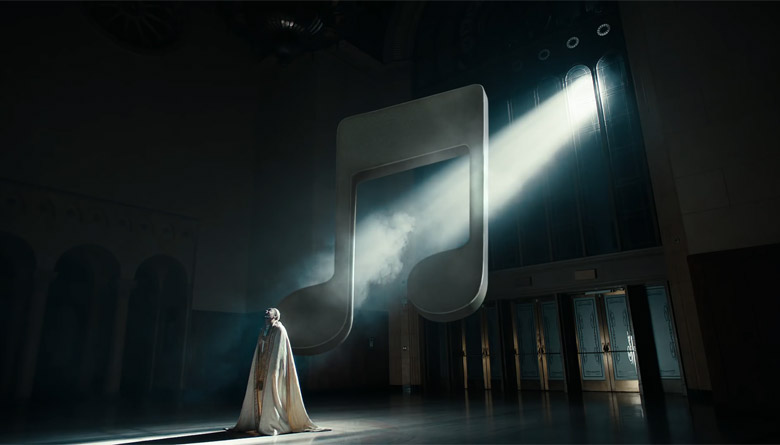 Apple Music更新VI設計,並推出全新廣告宣傳片