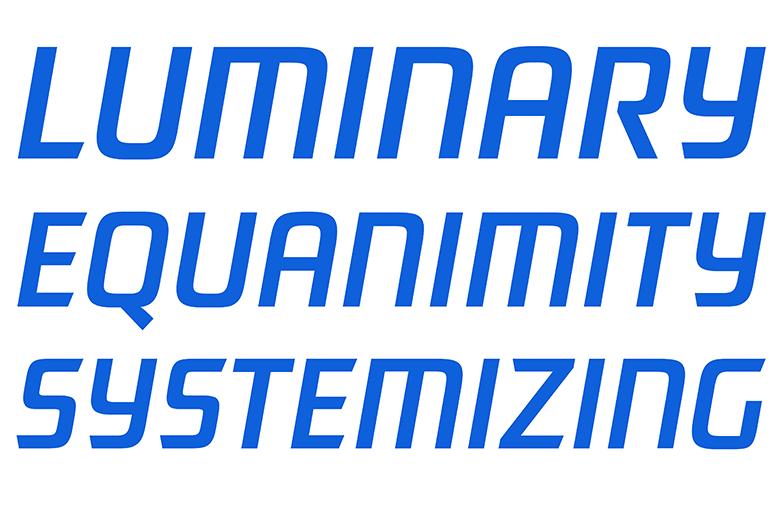 騰訊換了新LOGO,同時還推出了一套新字體