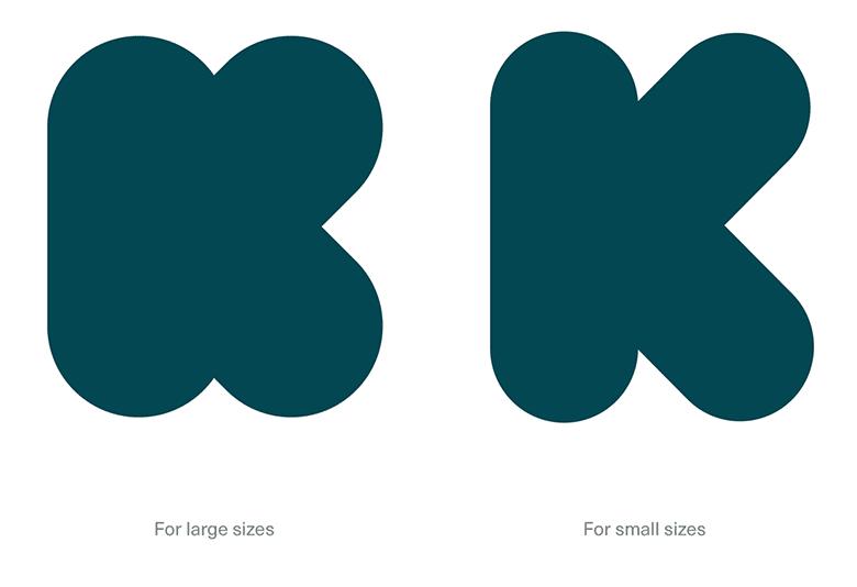"""知名群眾募資平台Kickstarter更換了一個""""胖乎乎""""的新LOGO"""