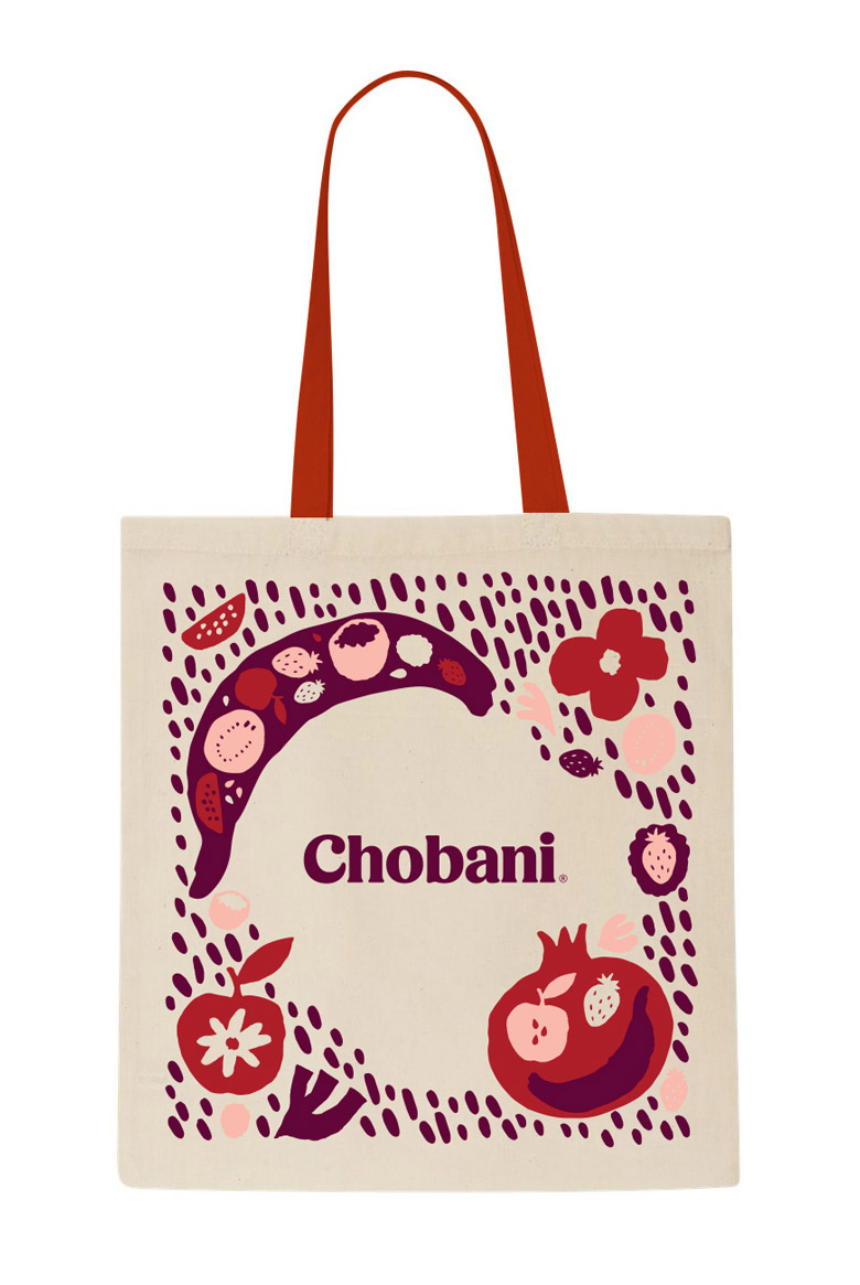 美國酸奶巨頭Chobani更換全新LOGO和包裝