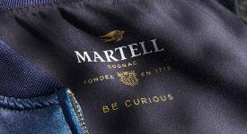 有著300多年歷史的馬爹利(Martell)換了LOGO和新包裝