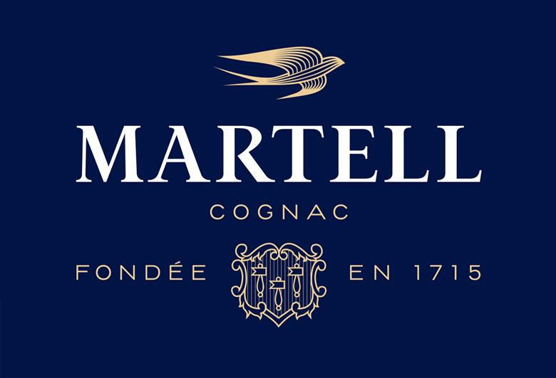 有著300多年歷史的馬爹利 (Martell)換了LOGO和新包裝