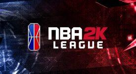 NBA成立2K电子竞技联赛,全新赛事LOGO对外发布