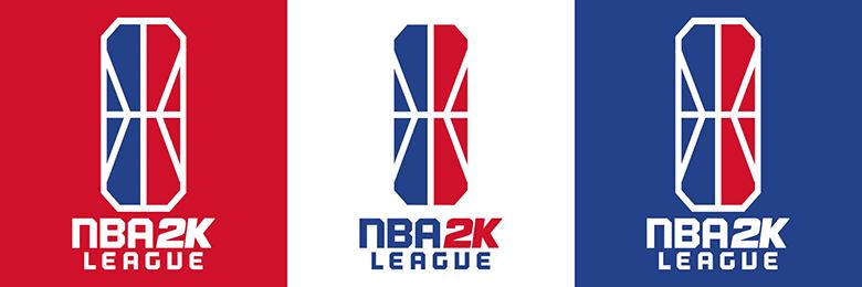 NBA成立2K电子竞技联赛,全新赛事LOGO对外公布