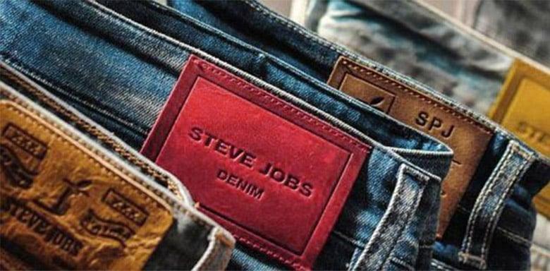 賈伯斯成了一家服裝品牌,蘋果公司對此卻束手無策