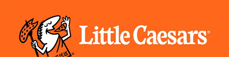 世界第三大外帶披薩連鎖店Little Caesars更換新LOGO