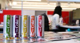 健怡可乐(Diet Coke)优化品牌LOGO,推出全新包装设计