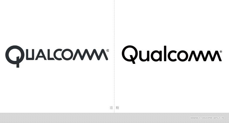 高通(Qualcomm)啟用全新LOGO,推出全新字體(附下載)