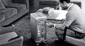 歐洲行李箱品牌RIMOWA 在120週年之際更換新LOGO