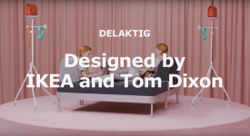 IKEA 宜家与设计大师Tom Dixon 合作新联名系列