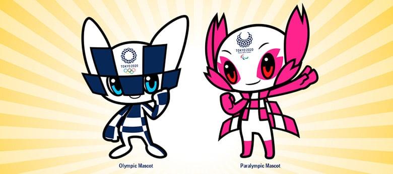 超可愛!2020年東京奧運會和殘奧會吉祥物正式揭曉