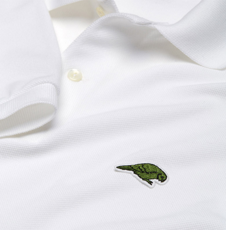 lacoste把經典的鱷魚LOGO變瀕危動物,呼吁拯救地球物種