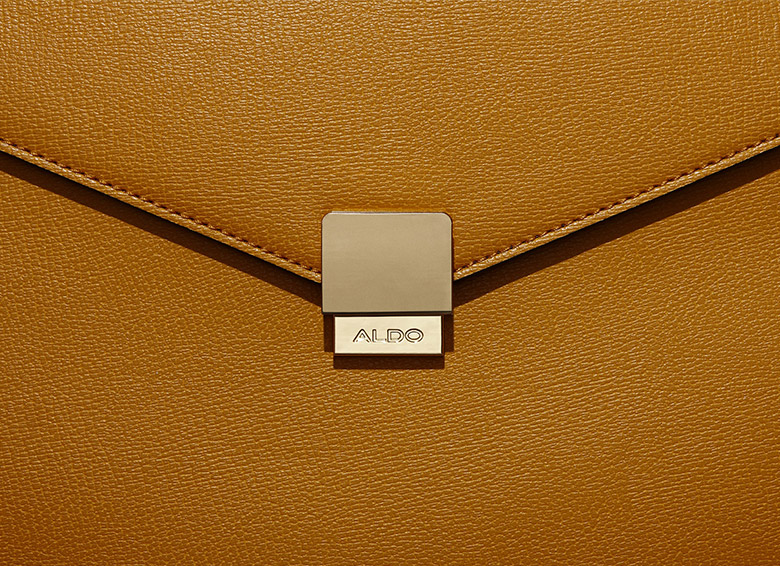 知名女鞋品牌Aldo邁向高端品牌定位,調整優化品牌LOGO