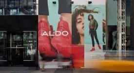 知名女鞋品牌Aldo邁向高端定位,優化品牌識別形象