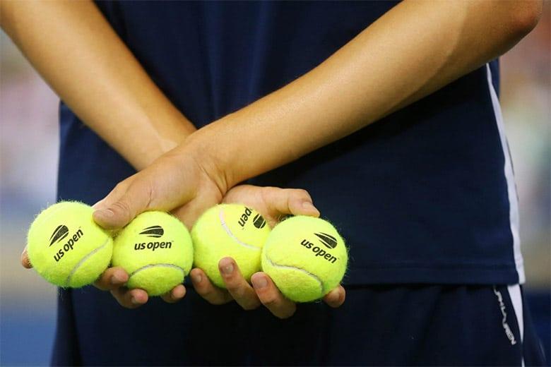 美國網球公開賽(US Open)啟用新LOGO