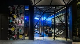 新加坡COO概念旅店將社交、住宿、酒吧融為一體