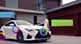 客製化新玩法,Lexus將推出基因選車服務