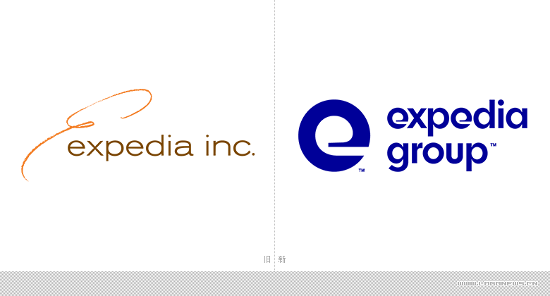 品牌集團化,線上旅遊巨頭Expedia宣布啟用新集團LOGO