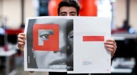 社群新聞雜誌Flipboard啟用新LOGO