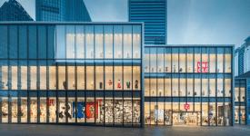 數位體驗創新,UNIQLO在深圳開展的新型態門市