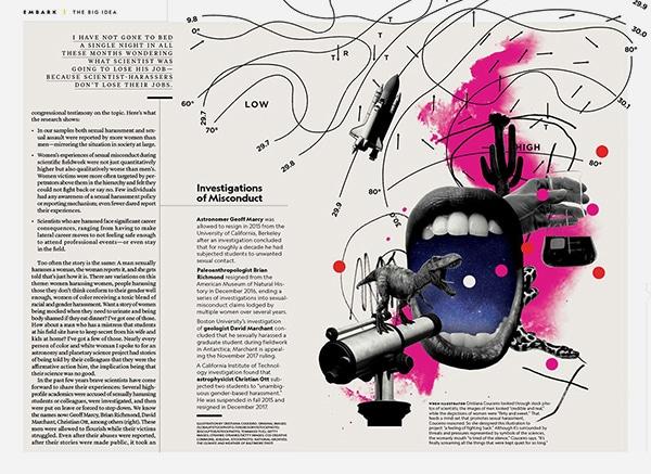 雜誌| 130歲的《國家地理》推出新版式和新字體