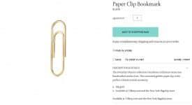 【產品策略】貴到吃手手!Tiffany 一隻4.5萬的迴紋針,到底要賣給誰?