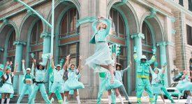 一起來點亮「Tiffany藍世界」