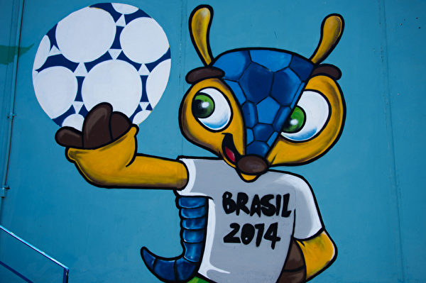 歷屆世界杯可愛吉祥物,個個不走尋常路