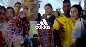 adidas 愛迪達世界杯廣告全明星陣容登場