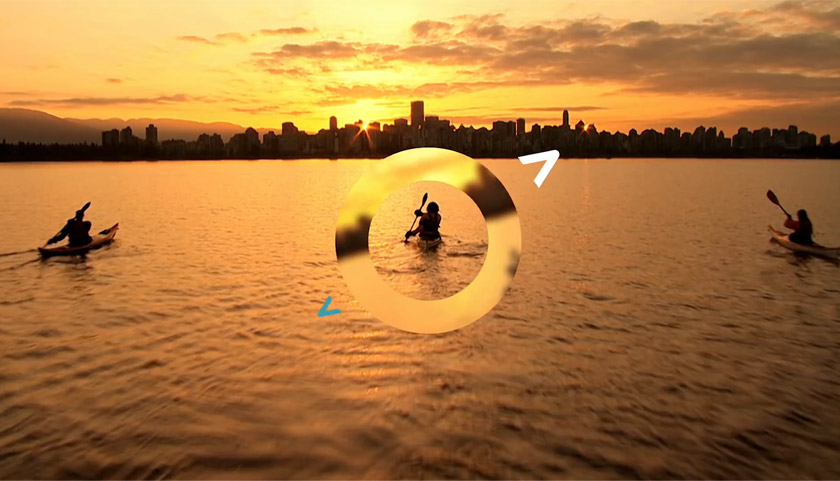 指引你發現更多美,溫哥華推出全新城市旅遊LOGO